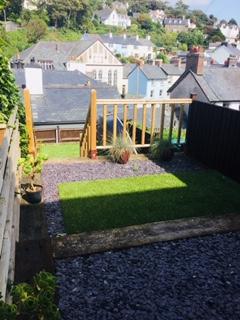 Pebble Cottage separate enclosed rear garden