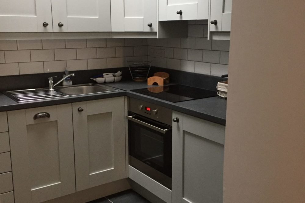 4 Evans Terrace Modern fully equipped kitchen