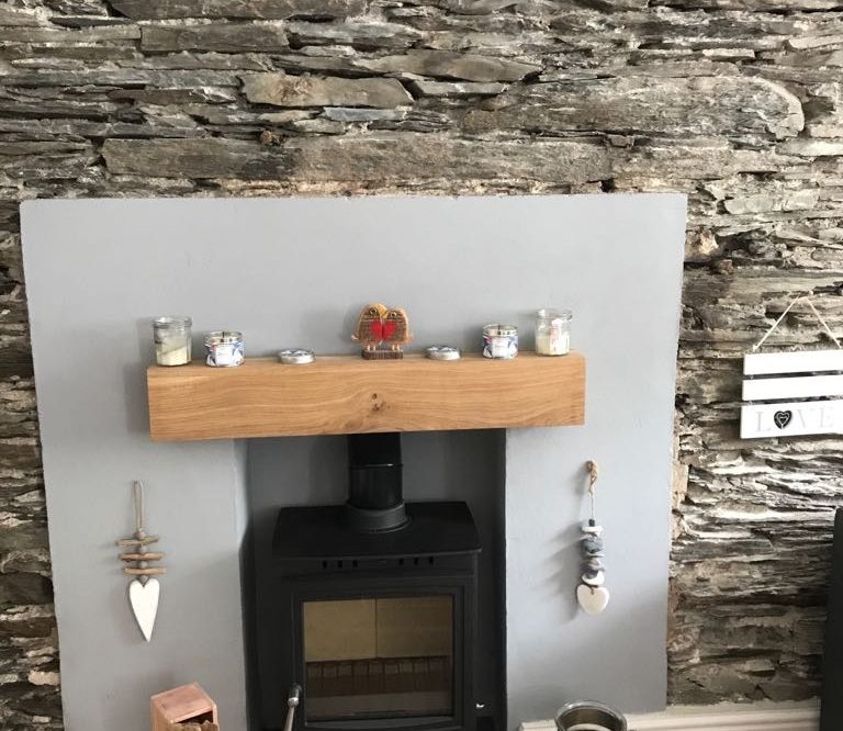 4 Evans Terrace Cosy wood burner for chilly evenings
