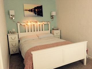 4 Evans Terrace Master Bedroom